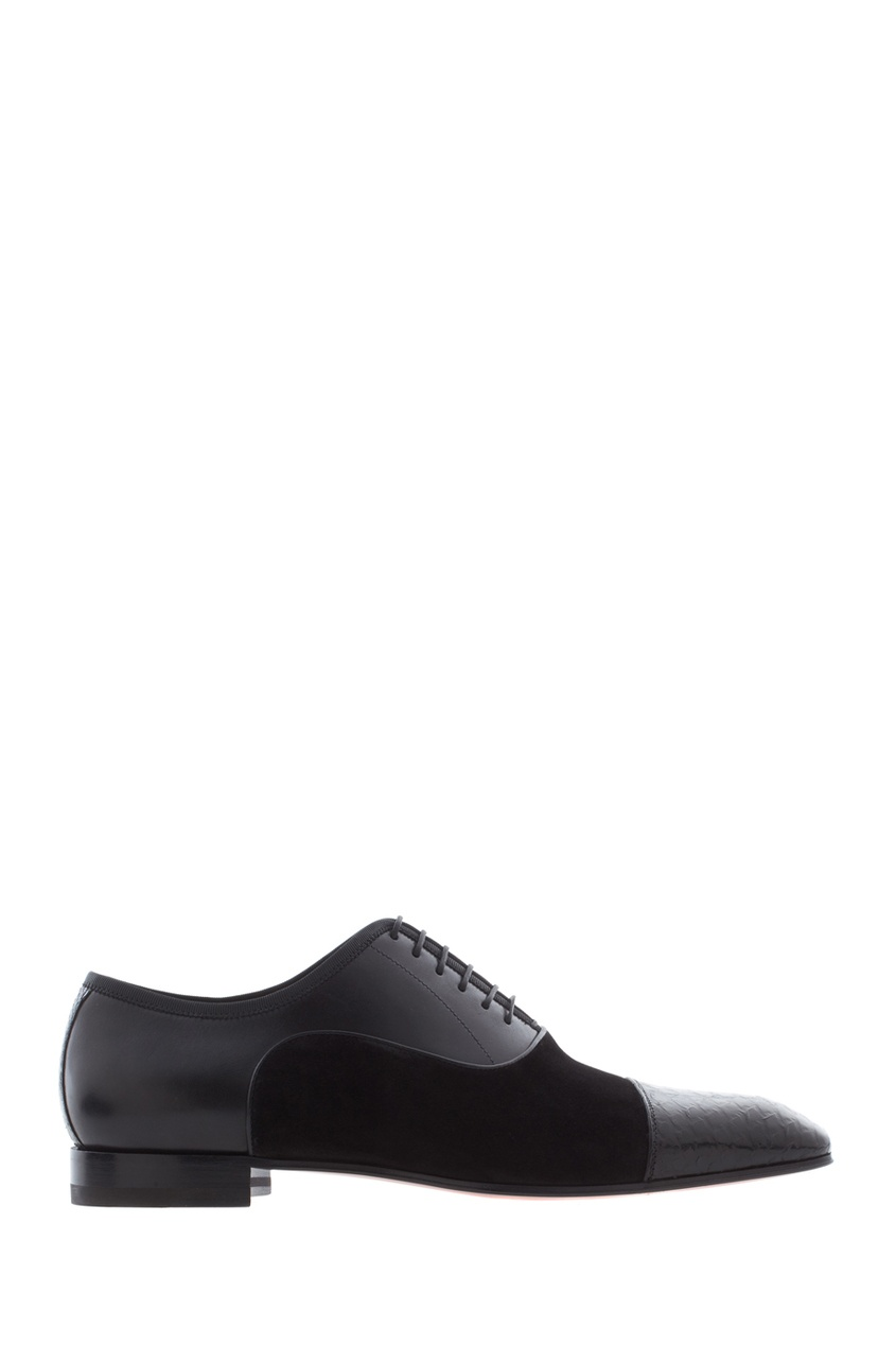 Туфли Greggo orlato flat pyth cire/vv/calf brosse/gg от THE OUTLET