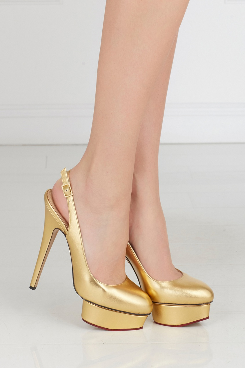 Туфли Charlotte Olympia 14653896 от Outlet