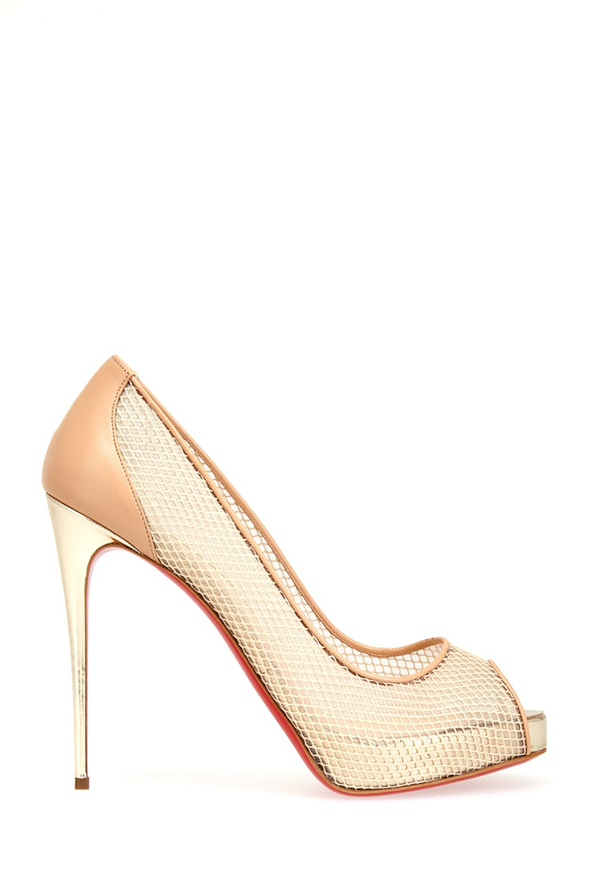 Туфли Very Rete 120 Christian Louboutin