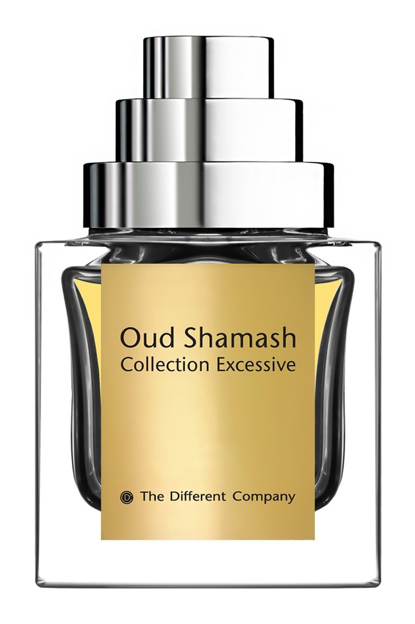 The Different Company Парфюмерная вода Oud Shamash 50ml the merchant of venice black oud туалетная вода 50 мл