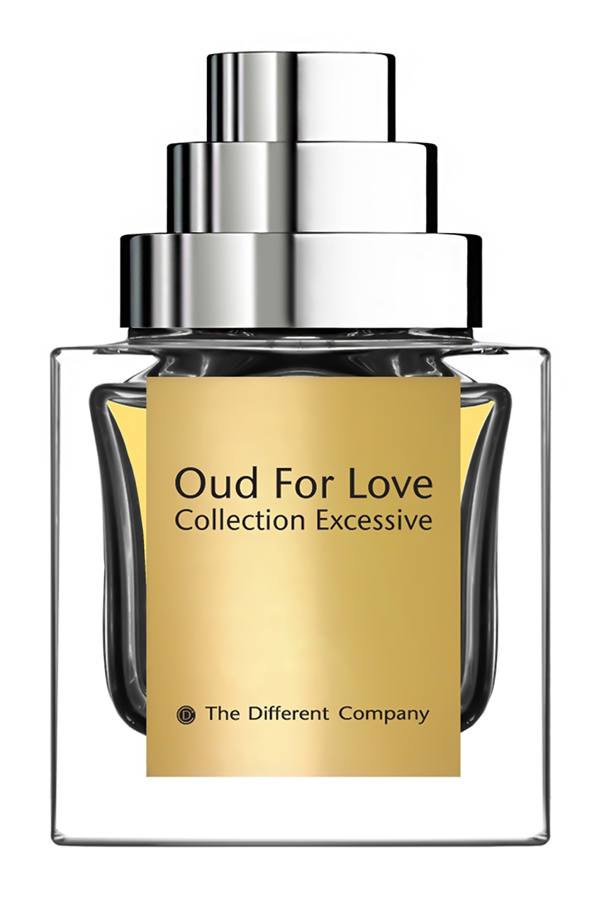 The Different Company Парфюмерная вода Oud For Love 50ml the merchant of venice black oud туалетная вода 50 мл
