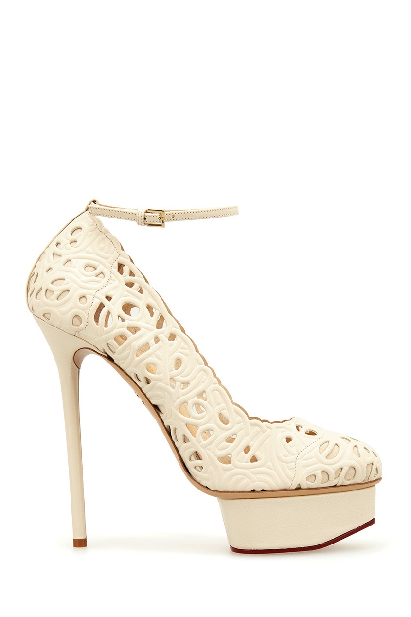 Туфли Charlotte Olympia 15989117 от Outlet
