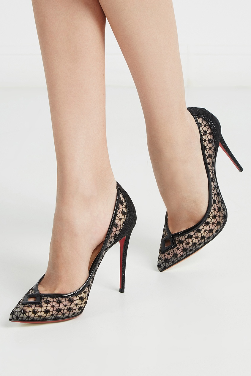Туфли Christian Louboutin 14660851 от Outlet