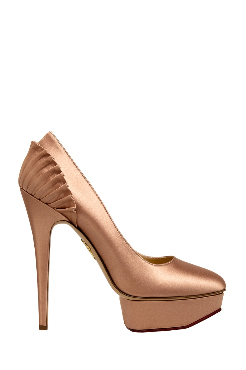 Туфли Charlotte Olympia 15999492 от Outlet