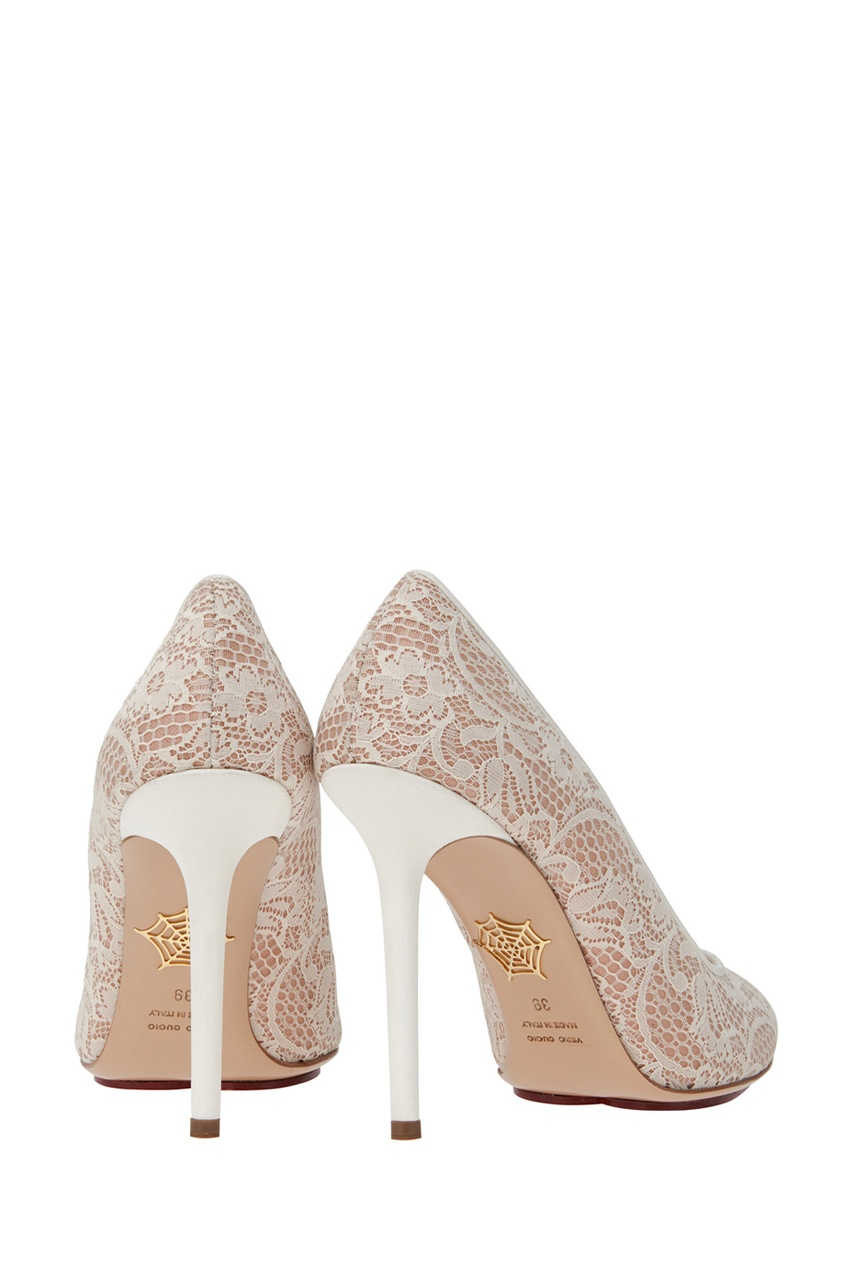 Туфли Charlotte Olympia 15999487 от Outlet