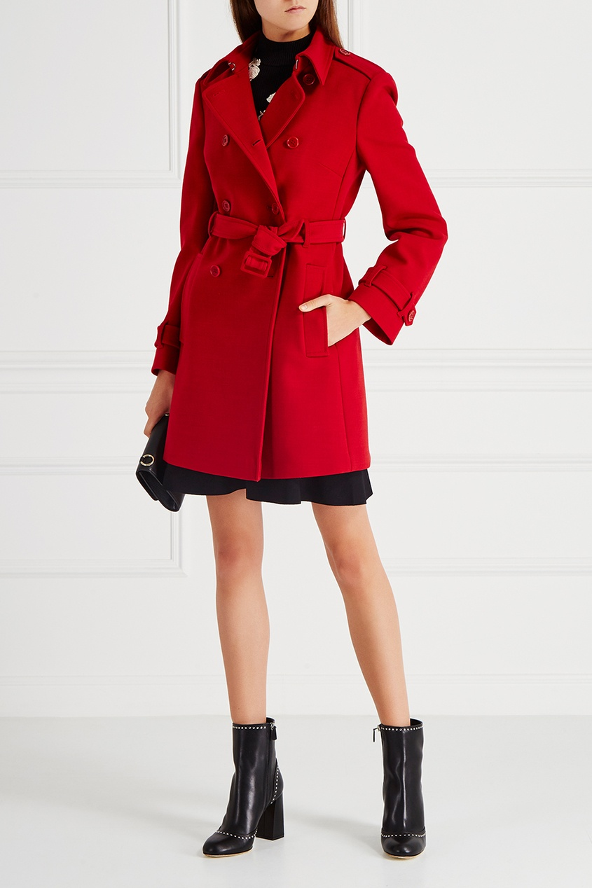Пальто Red Valentino 14807700 от Outlet