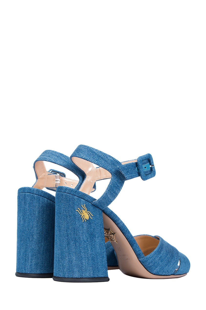 Босоножки Charlotte Olympia 14863412 от Outlet
