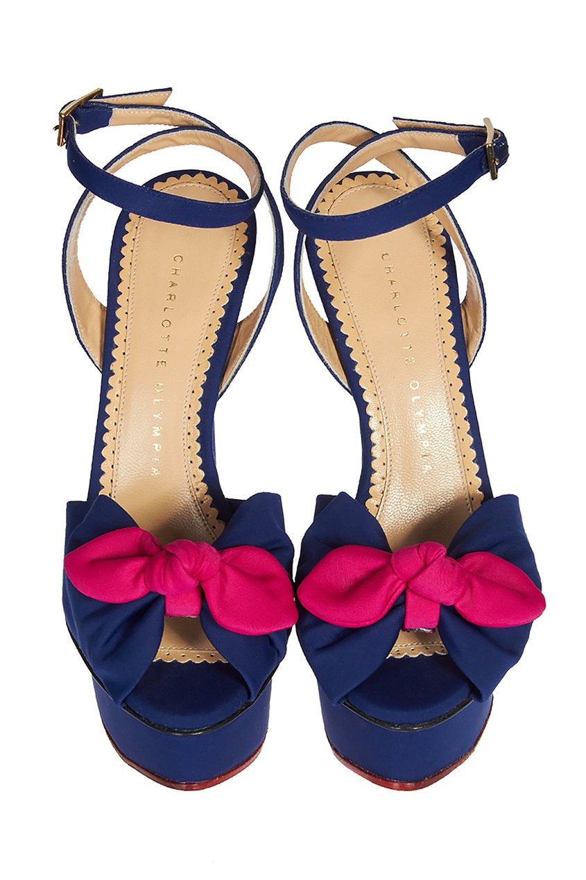 Босоножки Charlotte Olympia 16027624 от Outlet