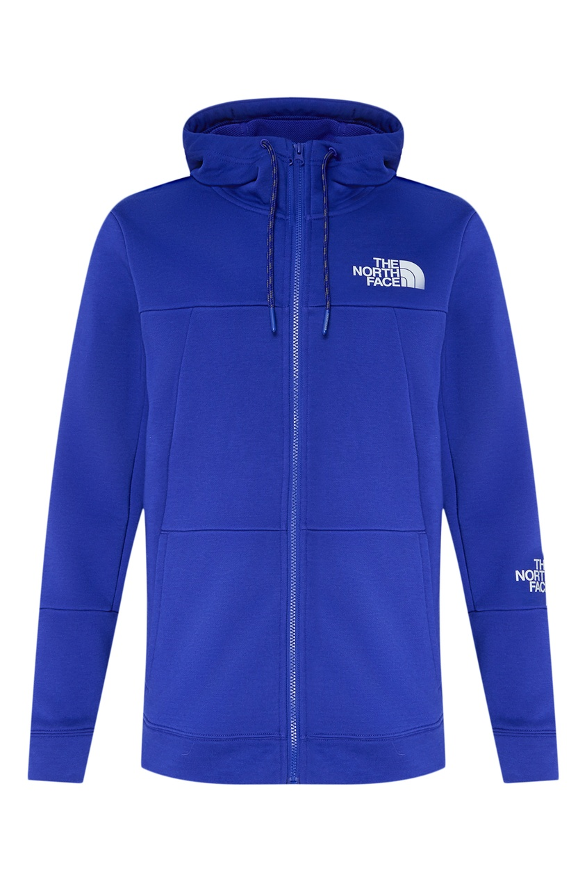 Фото - Синяя толстовка Mountain Lite от The North Face синего цвета