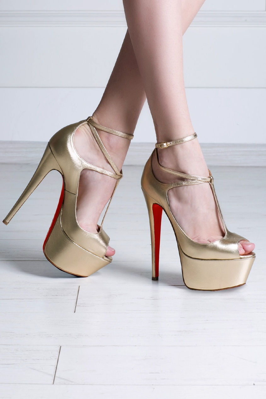 Туфли Christian Louboutin 15836310 от Outlet